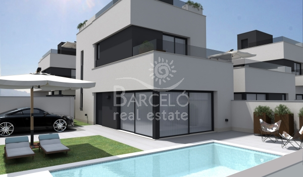 Villa - New Build - Ciudad Quesada - Lo Marabú